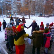 В Ульяновске началась Масленичная неделя