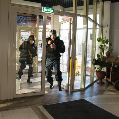 Учения ФСБ Ульяновск