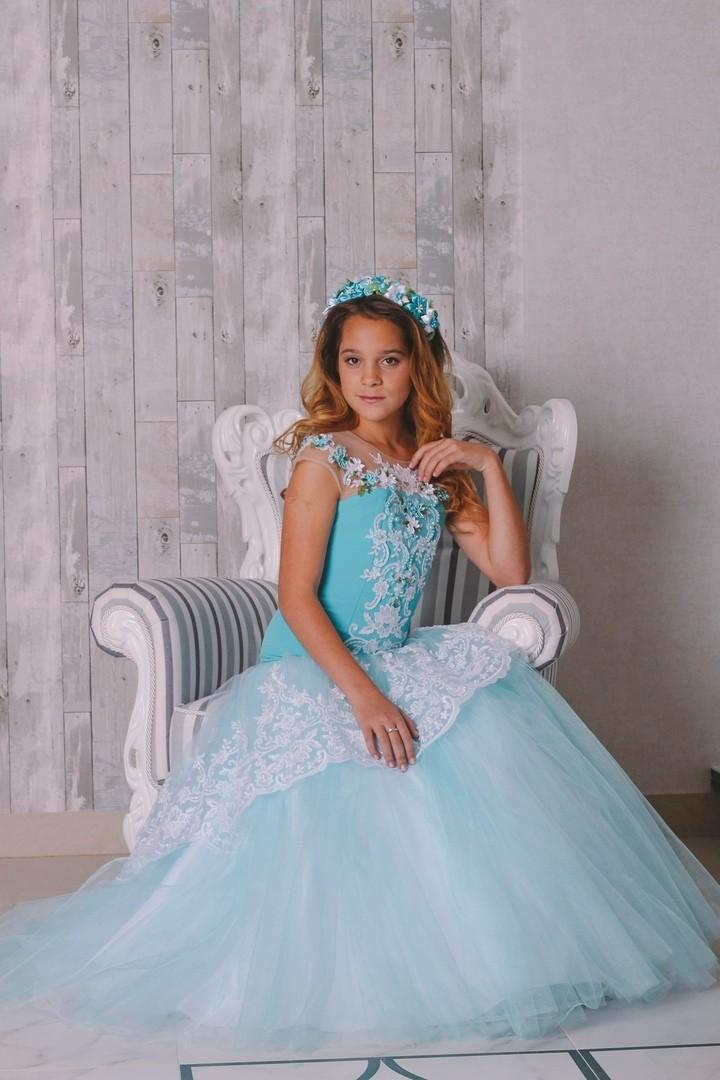 Шаулиханова Камила 12 лет. Голосование за Юную Мисс Ульяновск