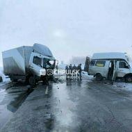 Три человека погибли в страшном ДТП под Ульяновском