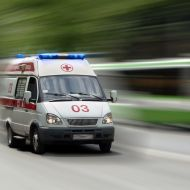 В Ульяновске с 21-го этажа выпала полуобнаженная девушка
