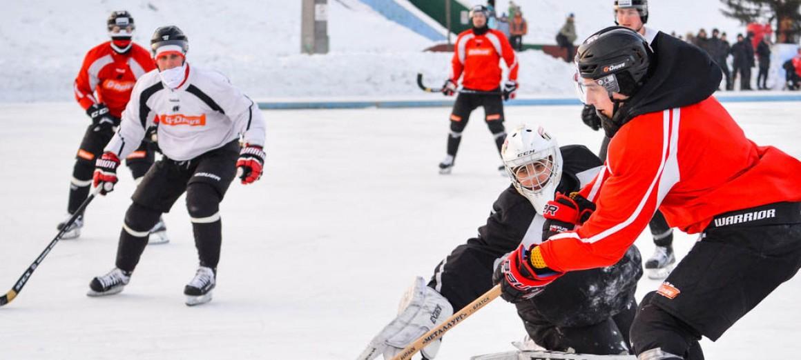 В Ульяновске пройдут хоккейные турниры