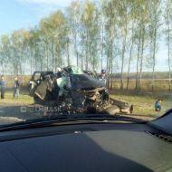 Погиб в жестком ДТП под Ульяновском