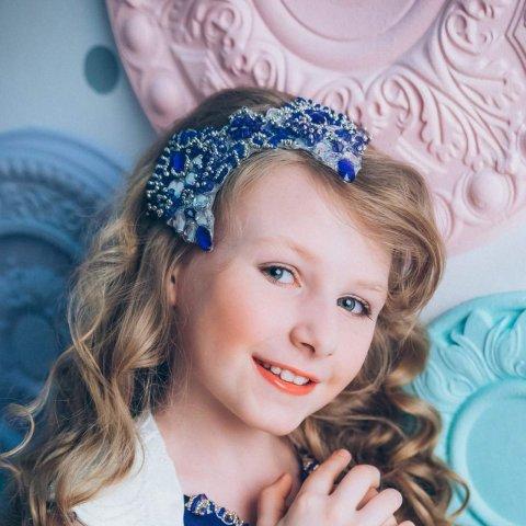 Пряхина Варвара 12 лет. Голосование за Юную Мисс Ульяновск