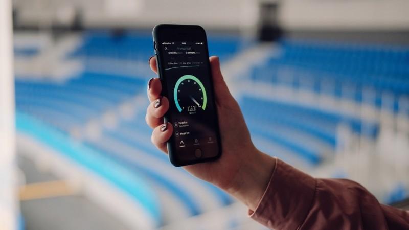 Мобильный интернет МегаФона признан самым быстрым по версии iPhones.ru