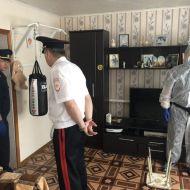 Кровавое убийство в Ишеевке. Убиты мальчик и отец