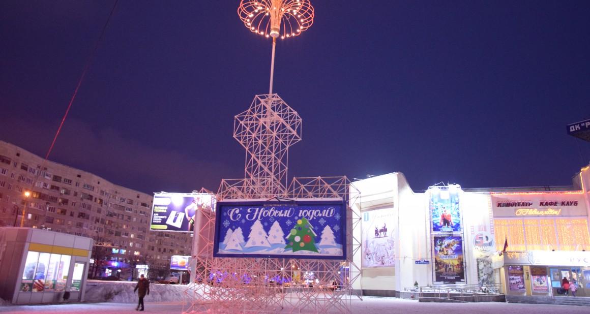С 22 декабря в Заволжском районе стартуют новогодние мероприятия