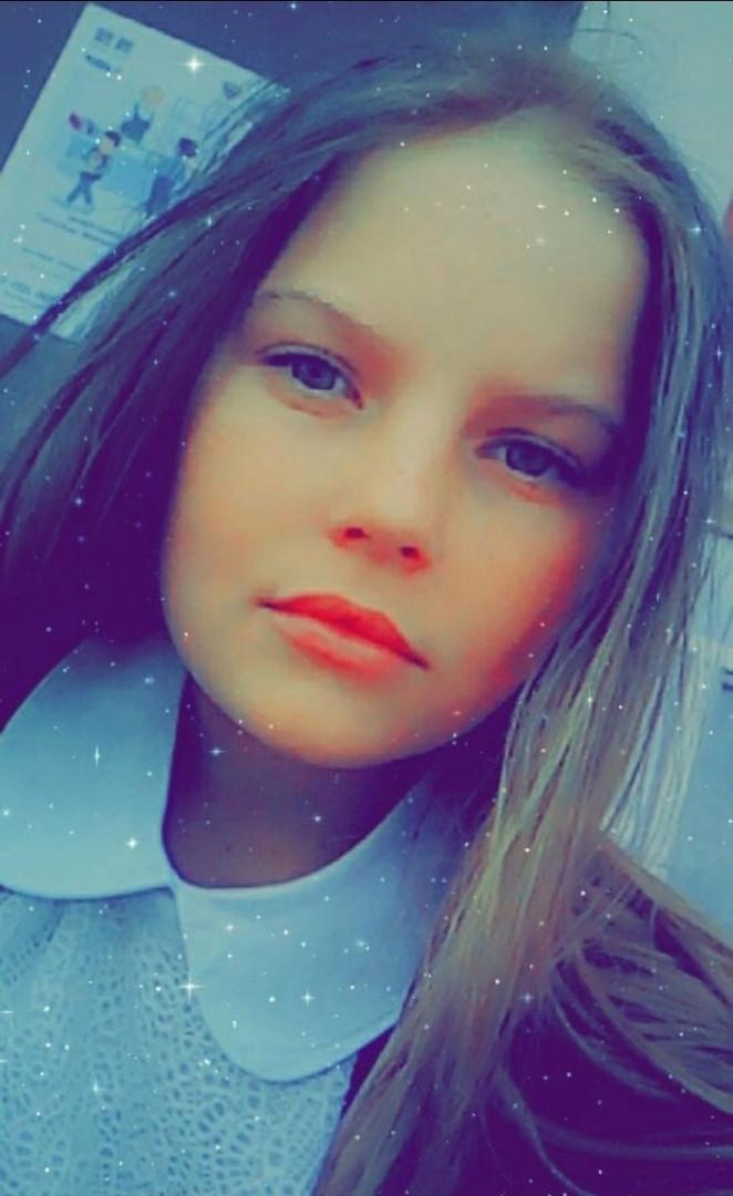 Пропала 12-летняя девочка со шрамом на лбу