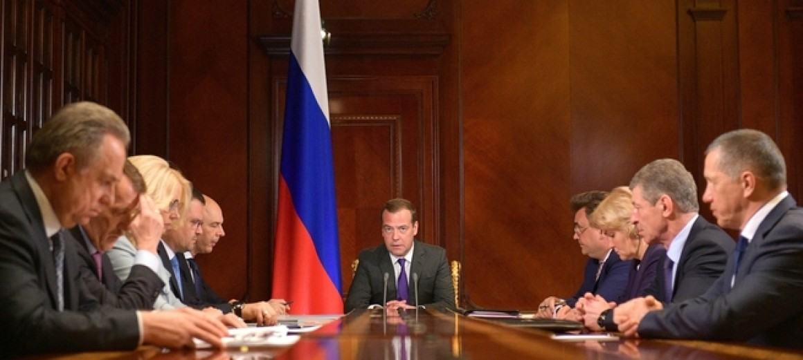 Медведев считает региональных чиновников разгильдяями
