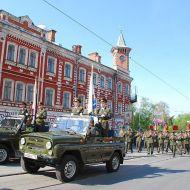 День Победы 9 мая 2019 в Ульяновске. Программа мероприятий