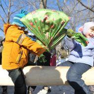 На Соборной площади начнёт работу «Молодецкая площадь»