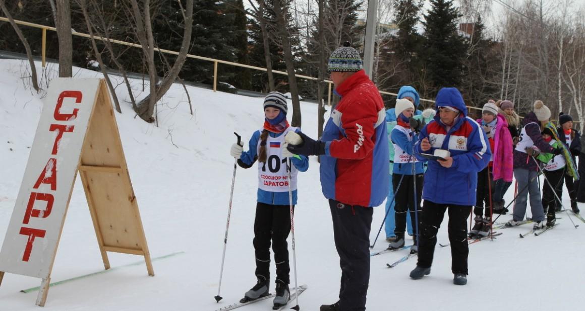 5-километровая лыжная трасса подготовлена в парке «Винновская роща»