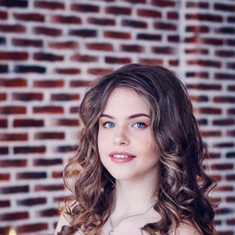 Афанасьева Амелия 15 лет. Голосование за Мисс-2018