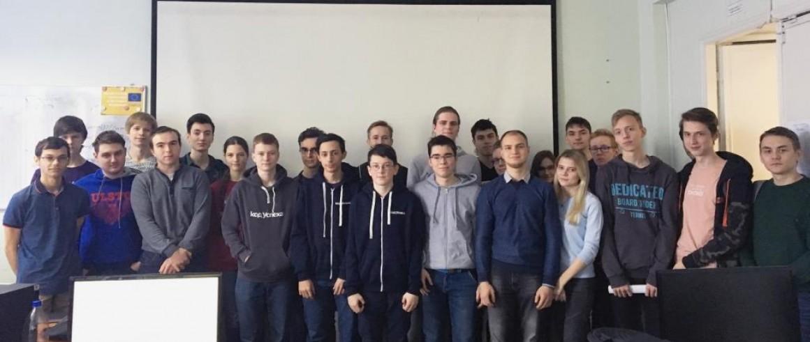 В УлГТУ стартовал командный чемпионат Ульяновской области по спортивному программированию