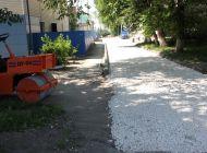 Ульяновские дорожники приступили к ремонту тротуаров