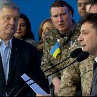 Порошенко признал поражение на выборах в Президенты Украины