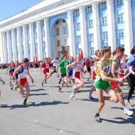 В Ульяновске состоится 76-я традиционная легкоатлетическая эстафета