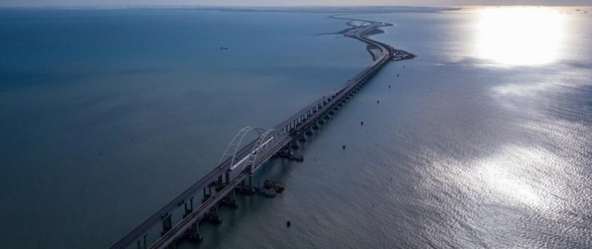 8 декабря по Крымскому мосту пустят первый поезд