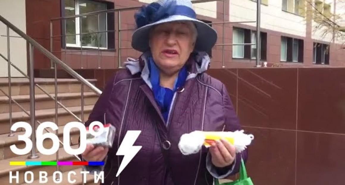 Пенсионерка купила веревку с мылом и подарила их министру