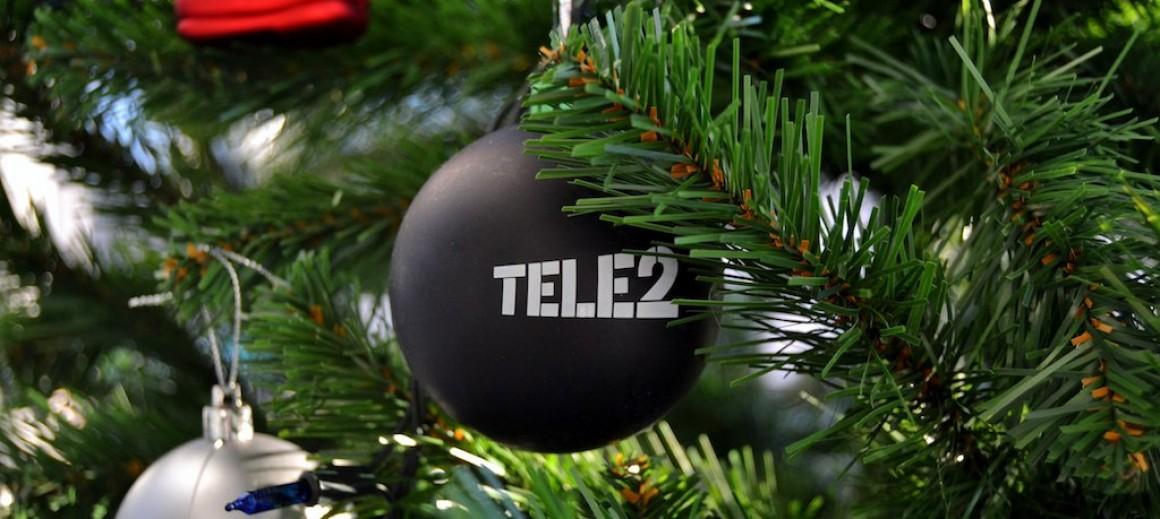 Ульяновские абоненты Tele2 проговорили в праздники более 27 млн минут