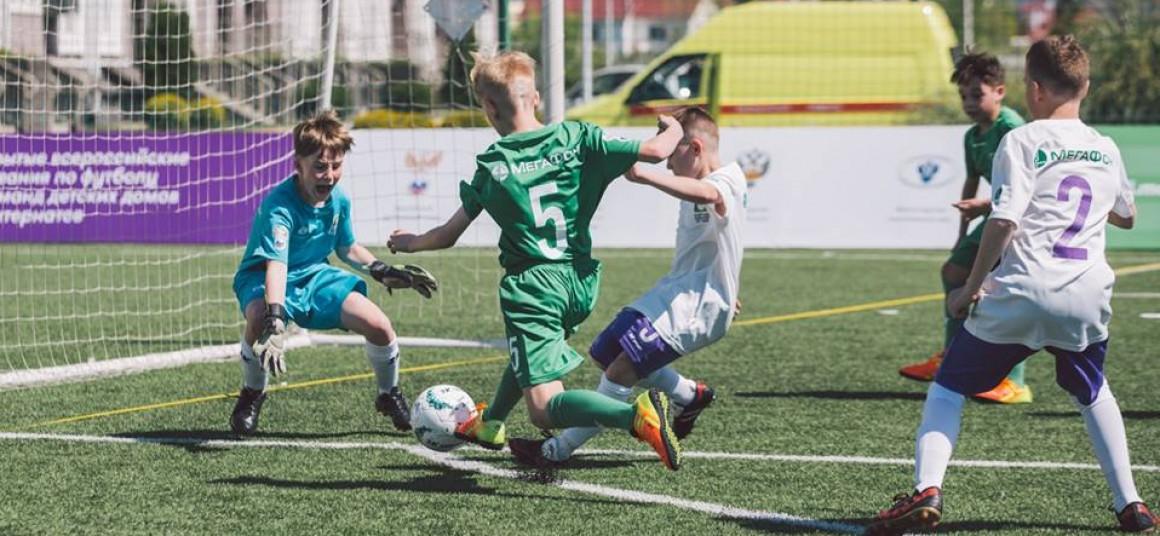 18 команд сразятся в финале турнира «Будущее зависит от тебя» за путевку в футбольный лагерь