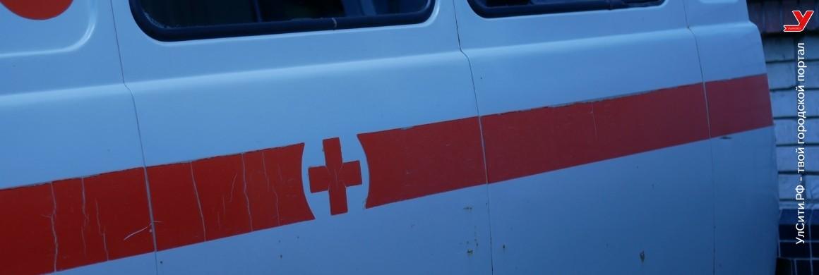 В Ульяновске мужчина погиб после падения с 7 этажа