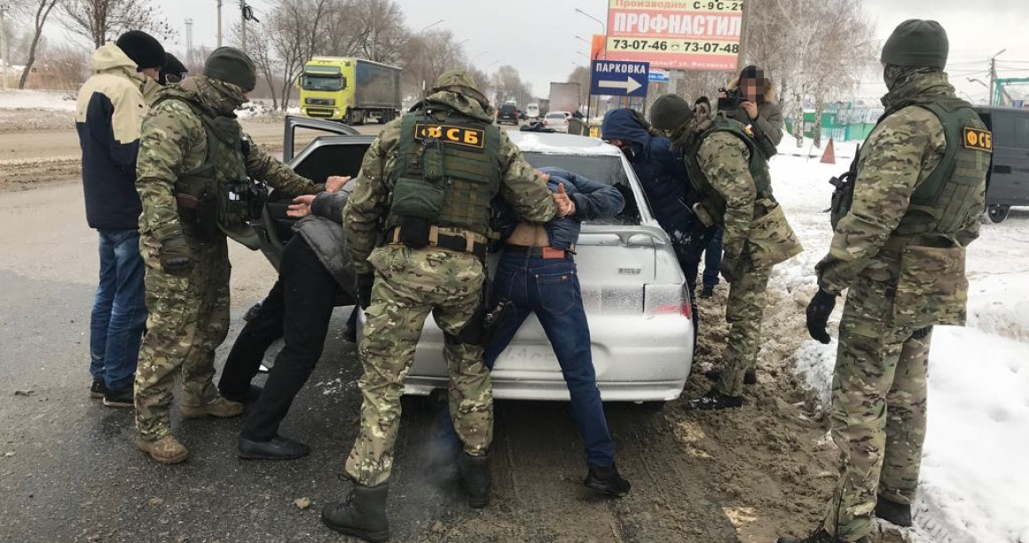 Международного преступника из Грузии задержали в Ульяновске спустя 16 лет розыска