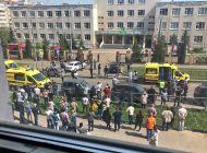 В Казани подросток открыл стрельбу в школе. 7 человек погибли