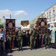 Перекроют движение транспорта для крестного хода в центре Ульяновска