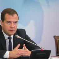 Медведев: сбор налогов - основа экономического развития России