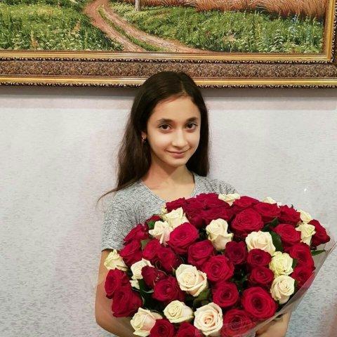 Ильязарова Элеонора 12 лет. Голосование за Юную Мисс Ульяновск