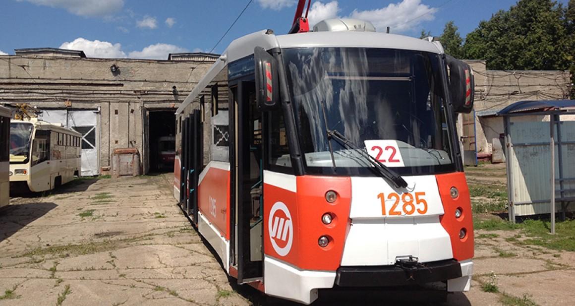 Проезд на трамвае в Ульяновске подорожает с 1 января 2019