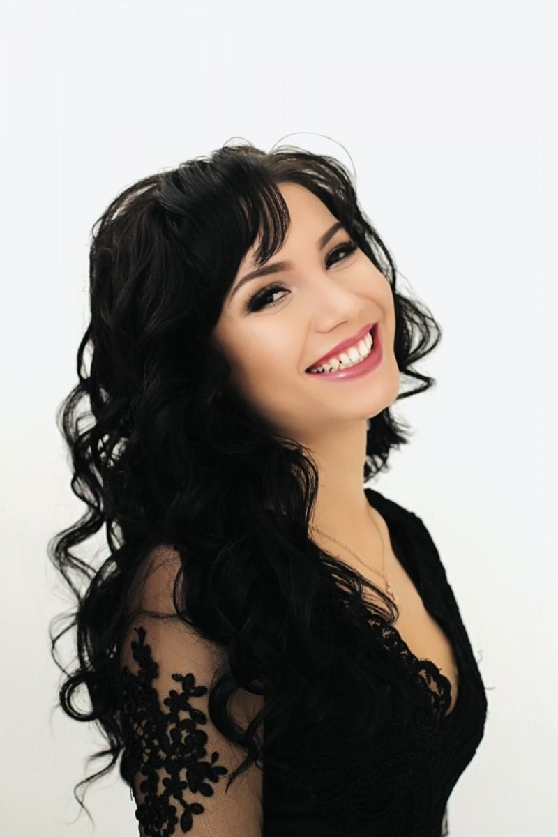 Морозова Юлия 22 года. Голосование за Мисс Ульяновск-2018