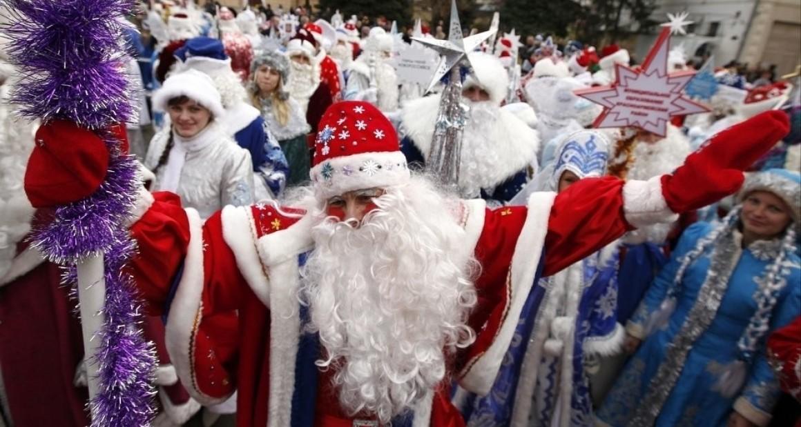 25 декабря в центре Ульяновска перекроют движение транспорта