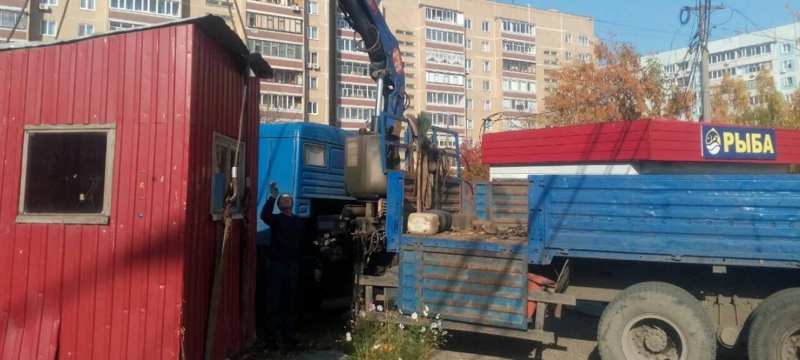 В Ульяновске борются с нелегальными парковками