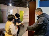В Заволжском районе Ульяновска проверили соблюдение антиковидных мер объектами торговли