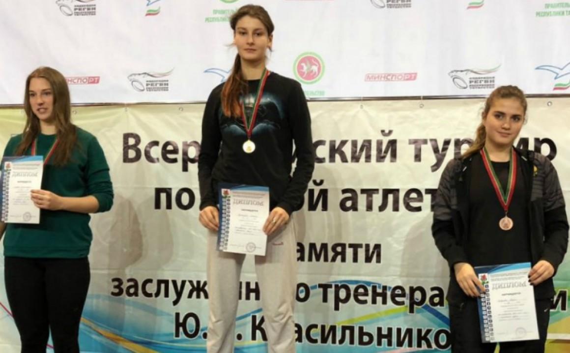 Ульяновские легкоатлеты завоевали шесть медалей на Всероссийских соревнованиях