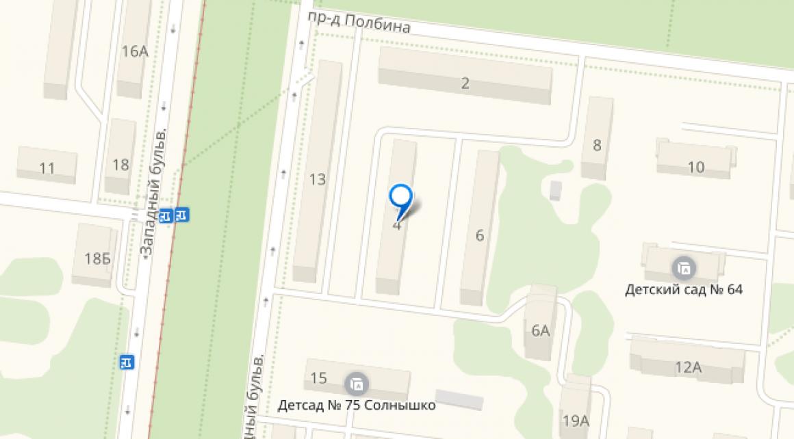 Разрешение на строительство на проезде Полбина, 10 не выдавалось