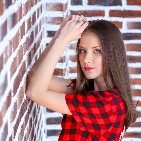 Дубровина Анастасия 16 лет. Голосование за Мисс-2018