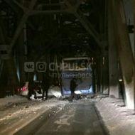 ДТП на Императорском мосту с пострадавшими