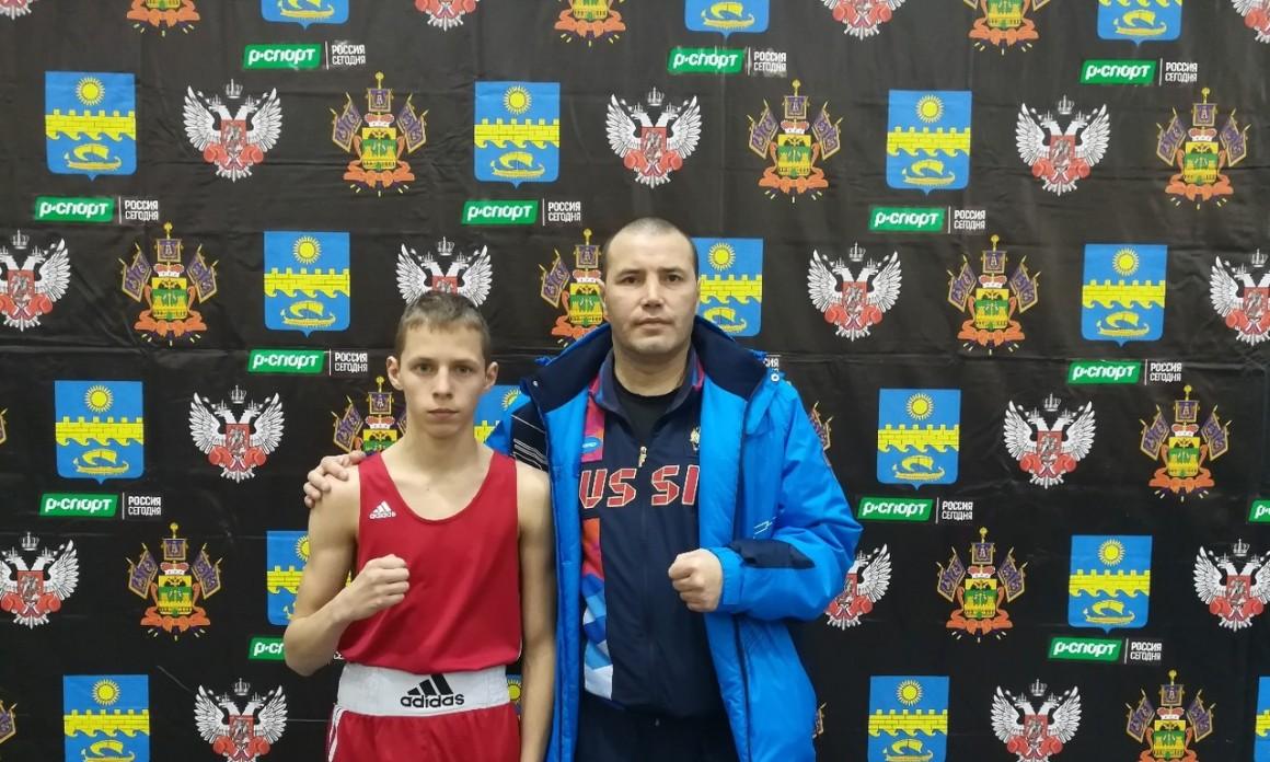 Ульяновский боксёр вошел в резерв юношеской сборной России