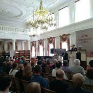 Во Дворце книги стартовала XVI Всероссийская выставка-ярмарка «Симбирская книга-2018»