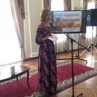 Татьяна Стоянова представила ульяновцам свой дебютный сборник стихов «Матрёшка»