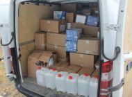 Ульяновская медсанчасть получила 2,6 тонн средств индивидуальной защиты
