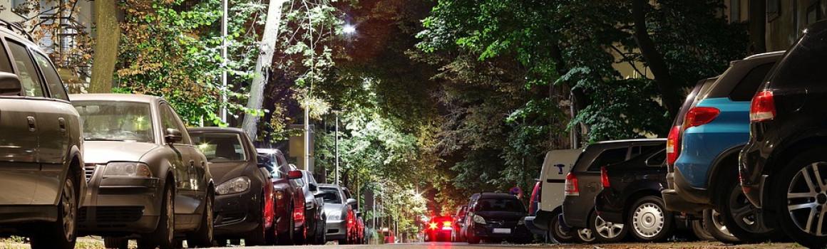 На ул.Хрустальной запретят остановку автомобилей