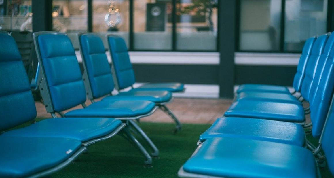 Ульяновский аэропорт в Баратаевке закрыт для провожающих