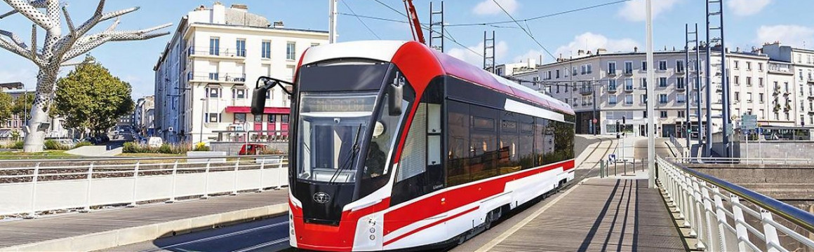 29 новых трамваев выйдут на рельсы Ульяновска к концу года