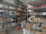 В Димитровграде обнаружили склад контрафактных запчастей