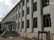 Отремонтированное здание школы №43 откроет свои двери в следующем году
