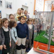 Школьный день науки прошёл в ИЦАЭ